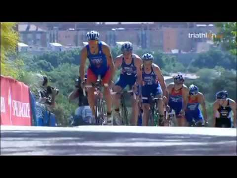 2011 madrid men triathlon ITU.