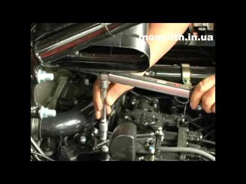 Двигатель ман-ремонт своими руками