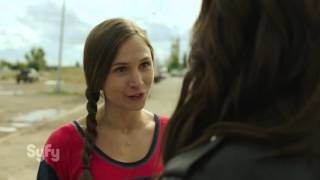 WYNONNA EARP -  Promo Featurette  Syfy HD 2016