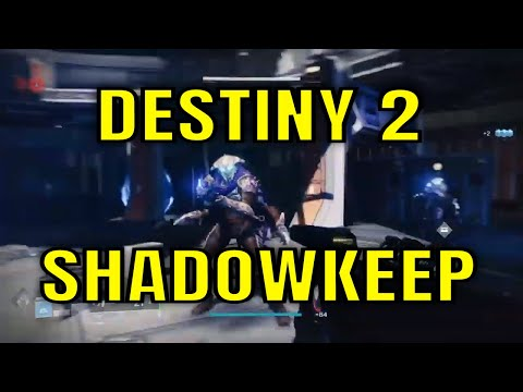 Destiny 2 Shadowkeep #4 - Moon Patrol LiveStream