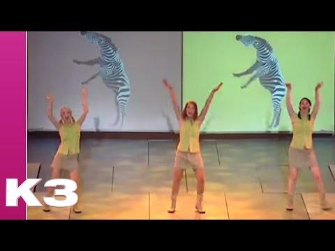 K3 - Hakuna Matata (De Wereld Rond)