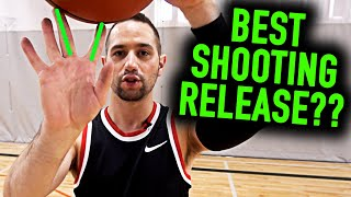 How to Get the Perfect Basketball Shooting Release | Basketball Shooting Form