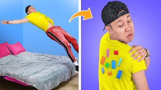 Annoying Things Roommates Do! Roommate Prank Wars!