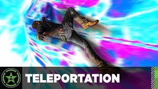 Just Cause 3 – Teleportation Easter Egg