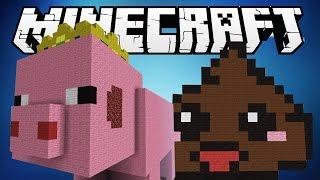 DESAFIO DE CONSTRUÇÃO! - Minecraft (NOVO)