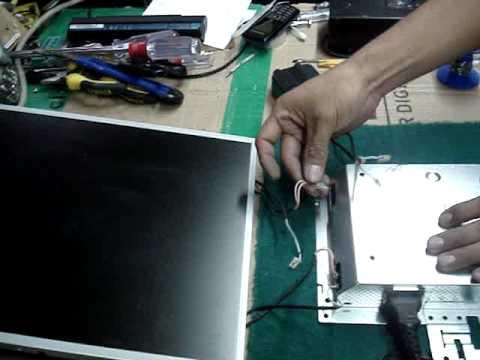 PROBADOR CASERO DE INVERSORES DE LCD