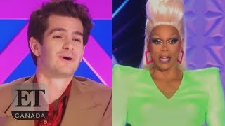 Andrew Garfield On 'RuPaul's Drag Race UK'