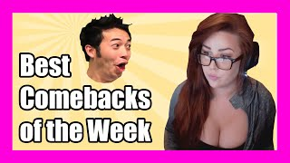 Kaceytron's Best Comebacks of the Week