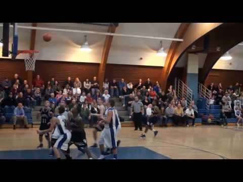 Ohieno Miller #34 - Mekeel Christian Academy Varsity basketball