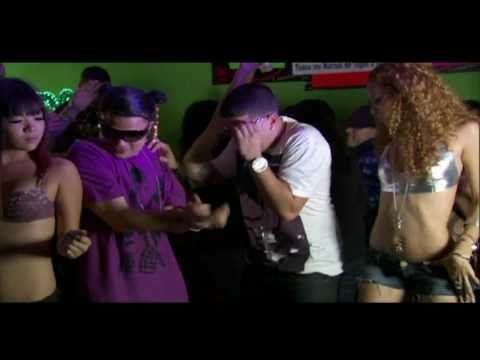 Jowell & Randy Ft  De La Ghetto - Un Poco Loca [video oficial] HD