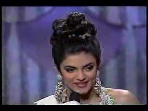 Miss Universe 1994 - Sushmita Sen (INDIA) Music Videos