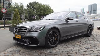 2019 Mercedes S Class AMG S63 Long - NEW Full Review 4MATIC + Interior Exterior Infotainment