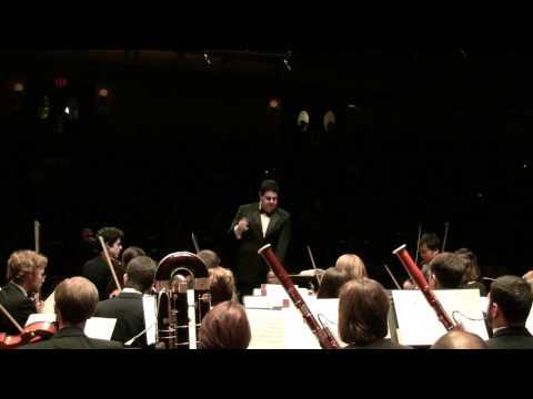 Stravinsky - Petrushka (1947) - Part II: Petrushka's Cell - Tito Muñoz/NEC Philharmonia
