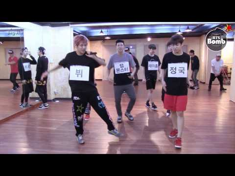 BANGTAN BOMB Attack on BTS at dance practice 2
