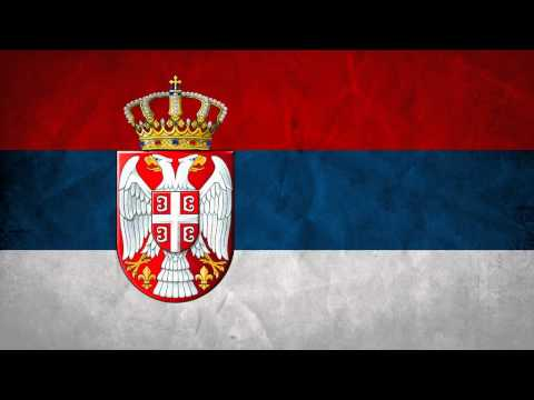 Serbian Army March - Saint George's day march / Марш - Ђурђевдански марш