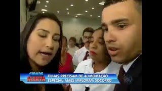 EXCLUSIVO !!! Fabiola Rabo de Arraía quebra-pau Com Segurança em Hospital