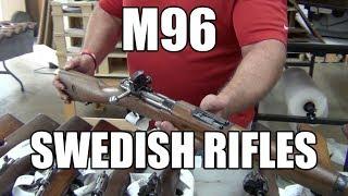 Surplus Release: M96 Swedish Rifles