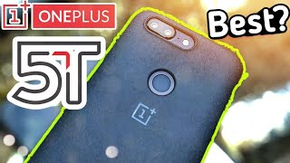 Don't Buy Oneplus 5T Before Watching This Video| Full Review in Bangla | Abrar Fardin