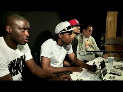 Lyrical Master: The final Round Freestyle | BBC 1Xtra