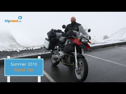 Γιατί επιλέγω να ταξιδεύω με τη μηχανή / Road trip 2016