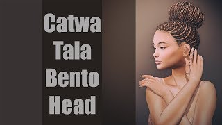 Catwa Tala Bento Mesh Head in Second Life