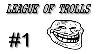 [TR] League Of Legends; Troll 1 - Yazık lan Zed