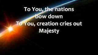 Watch Chris Tomlin Majesty Of Heaven video