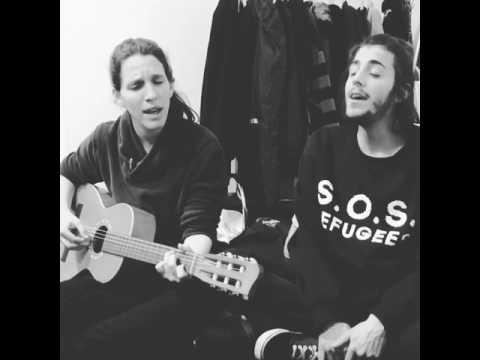 Salvador Sobral & Luísa Sobral #PORTUGAL - sing - Eurovision -Finland , Blackbird.