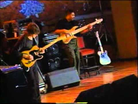 Mike Stern Solo's -- Song for Barry -- Brecker Brothers