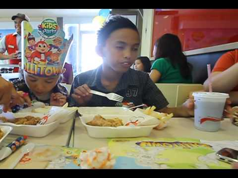 The Jollitown Kids Show Ep6 - Jollibee Kids Party video