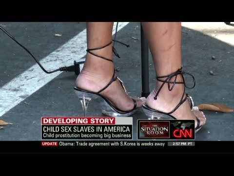 Cnn: Child Sex Slaves In America video