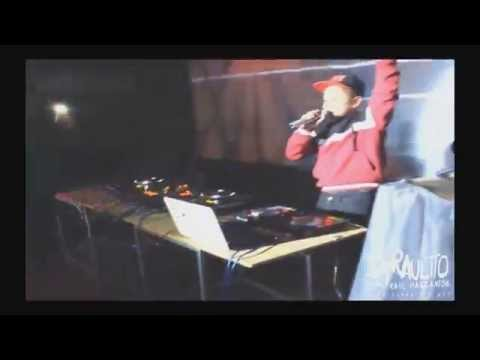 SHOW DESTROYER - DJ RAULITO @CHIMBOTE / WELCOME ELECTRO FEST 2014
