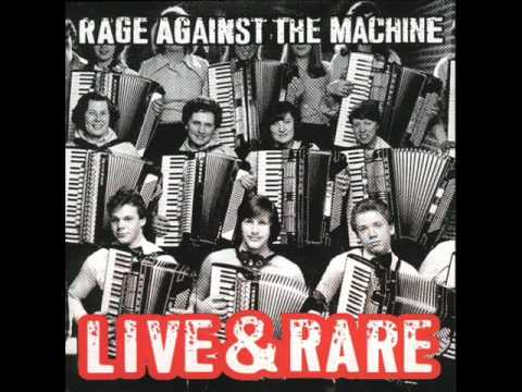 Rage Against the Machine - Bombtrack, Live &amp; Rare  (1998)