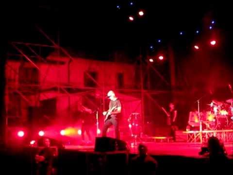 Moby & Joy Malcolm – Whole Lotta Love – Live @ Fiera della Musica, Azzano Decimo, Italy, 09/07/2011