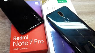 Redmi Note 7 Pro vs Oppo F11 - Which Should You Buy ?