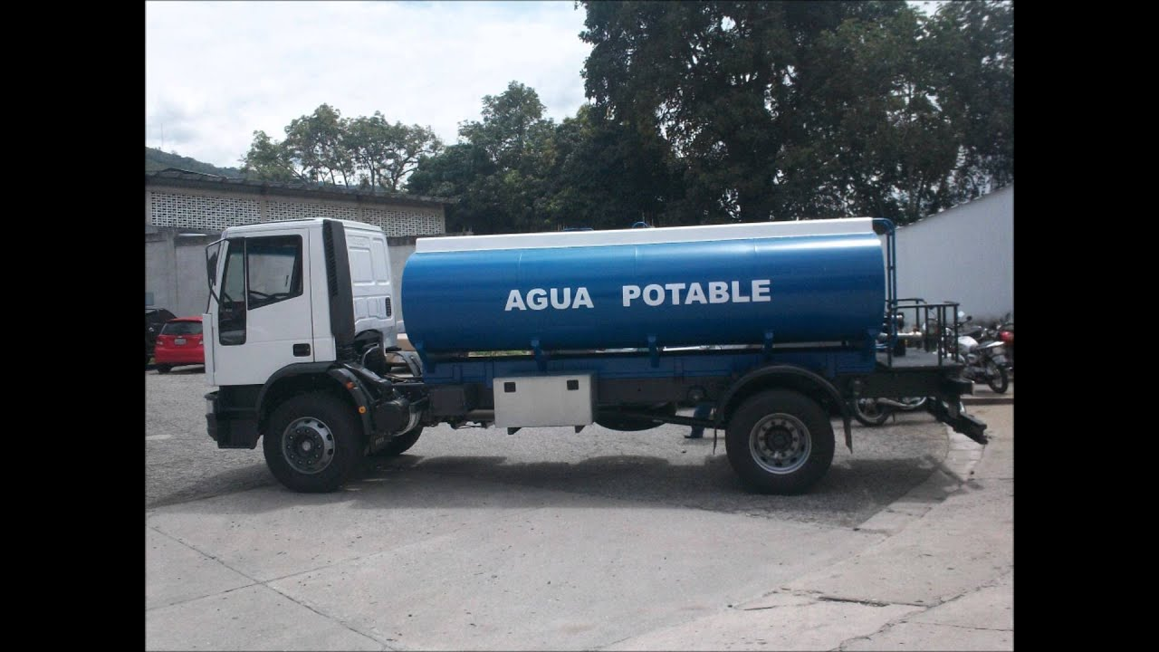 Tanque agua potable youtube for Cisterna water