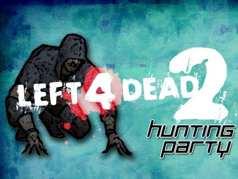 Left 4 Dead 2: Hunting Party w/ Mark and Nick Part 3 - The Lyrics Music Videos