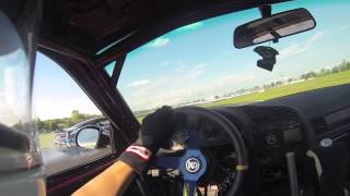 Clubloose 2014: BMW E36 LS1