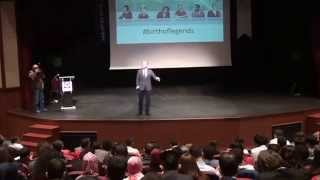 Mahmut İnan - Birth of Legends Seminar