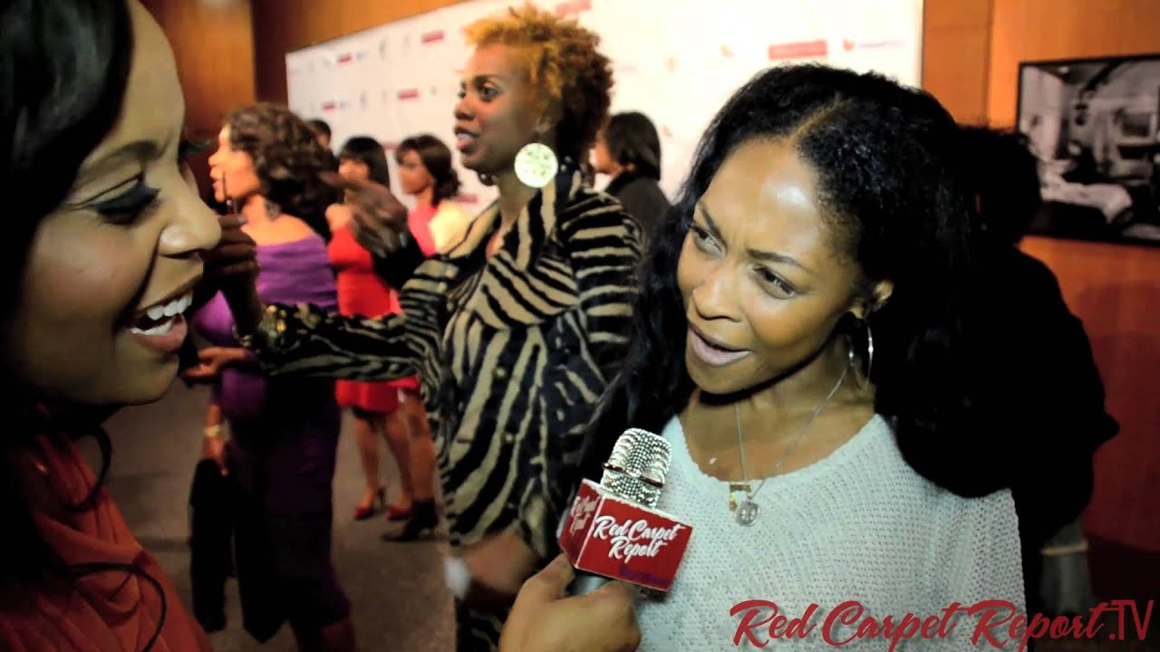 Monica Calhoun at 21st...