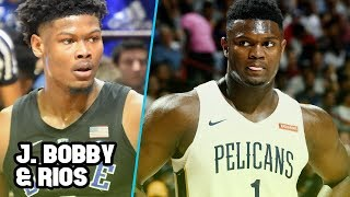 Cam Reddish Will Be BETTER Than Zion Williamson? We Break Down Who'll REALLY Win Rookie Of The Year!