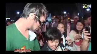 Enrique gil as Balut vendor