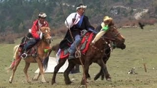History of Nepal ARCHERY Festival at SAMAGAU MANASLU