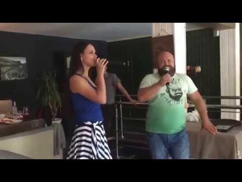 Караоке (cover) Жека Пить с ней вино