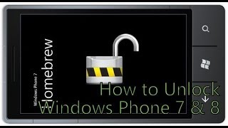 How to Jailbreak/Sideload apps on Windows Phone 8 (and Windows Phone 7)
