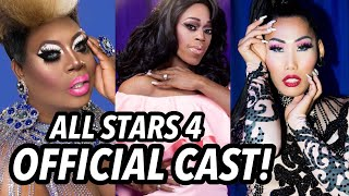 ALL STARS 4 OFFICIAL CAST!