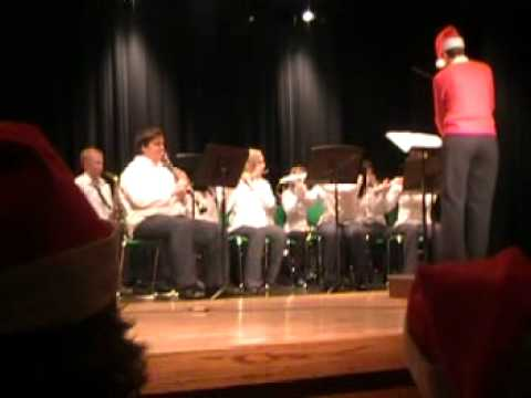 Tippecanoe Valley High School Band - You're a Mean One Mr.Grinch