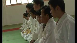 JUDO at Pelkhil School, Bhutan.avi