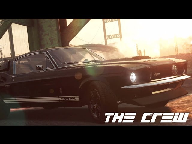 THE CREW | Dev Diary Featuring NVIDIA GameWorks [PL]
