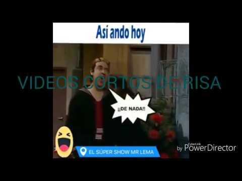 ASI ANDO HOY VIDEOS CORTOS DE RISA PARA WHATSAPP